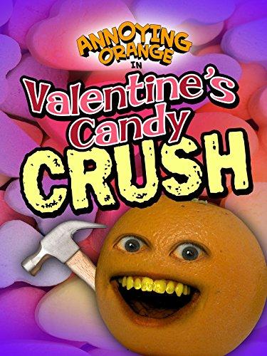 Annoying Orange - Valentine's Candy Crush