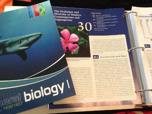 General Biology I (Biology 1406/1407)
