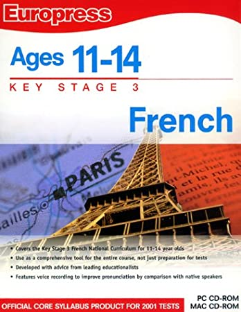 French Key Stage 3 (11-14)