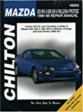 Mazda 323, MX-3, 626, Millenia, and Protege, 1990-98 (Chilton