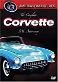 America's Favorite Cars: Complete Corvette 50th an [DVD] [Region 1] [US Import] [NTSC]