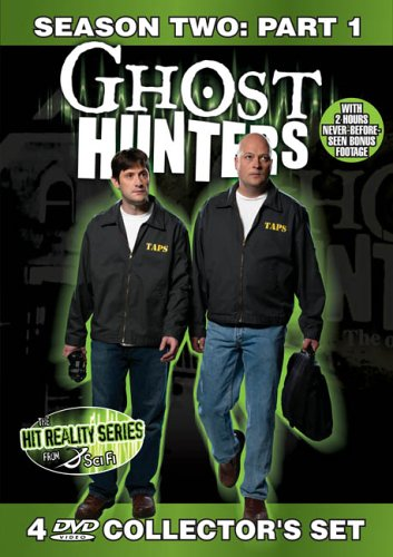 Ghost Hunters: Part 1 Season 2 [DVD] [2007] [Region 1] [US Import] [NTSC]