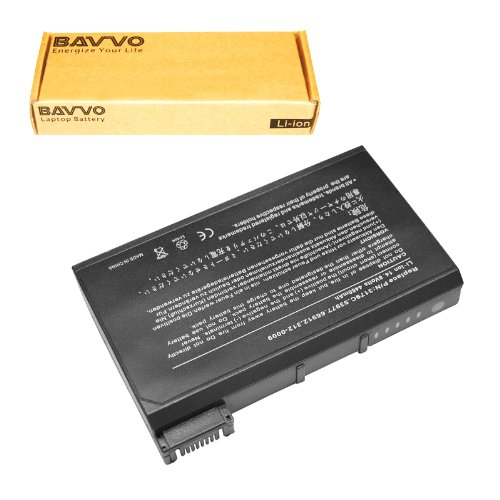Dell Latitude C500 C510 C540 C600 C610 C620 C640 C800 C810 C840 CP CPT Laptop Battery - Reward Bavvo� 8-cell Li-ion Battery