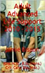 Adult Advanced Life Support 2010 - 20...