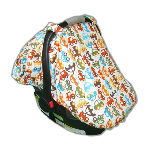 Fitted Car Seat Cover/Canopy Cars front-382193