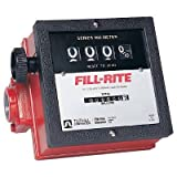 Fill-Rite Mechanical Fuel Meter - 1in., Model# 901MK4200