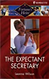 img - for The Expectant Secretary (Fortune's Heirs) book / textbook / text book