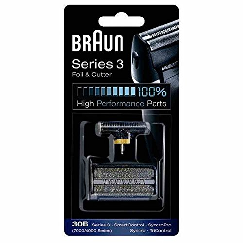 Braun 30B Replacement Foil and Cutter Cassette Multi Black BLS Combi Pack (Braun Series 30b compare prices)