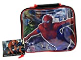 Spiderman 3 Insulated Lunch Bag Green Goblin Sandman & Venom