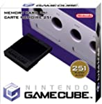 Carte mmoire Nintendo GameCube 251