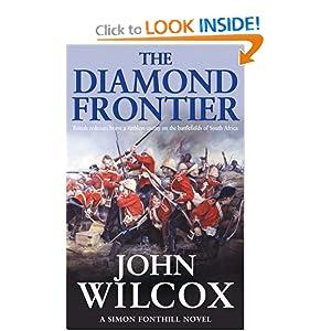 John Wilcox - The Diamond Frontier Audiobook (12 cds)