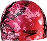 Speedo Butterfly Ink Silicone Swim Cap