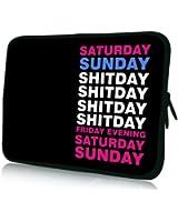 """Luxburg® design etui housse sacoche pochette pour ordinateur portable eBook Tablette PC 8 """" pouces : Apple iPad mini (Retina)   Samsung Galaxy Tab 3 (8 pouces) / Note 8.0   Intenso TAB814 (8 pouces)   Asus MeMO Pad 8   Odys Titan (8 pouces)   Acer Iconia W3 (8 pouces)"""