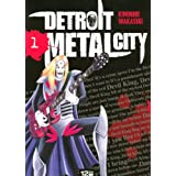 Detroit Metal City - DMC Vol.1par Wombat