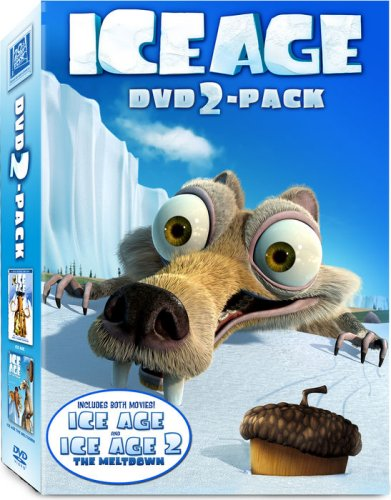 The Ice Age Collection (Ice Age/ Ice Age: The Meltdown) - Full Screen Editions