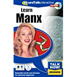 Talk Now! Learn Manx. CD-ROM: Essential Words and Phrases for Absolute Beginnersby EuroTalk