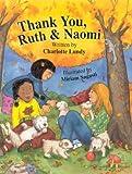 Thank-you Ruth & Naomi