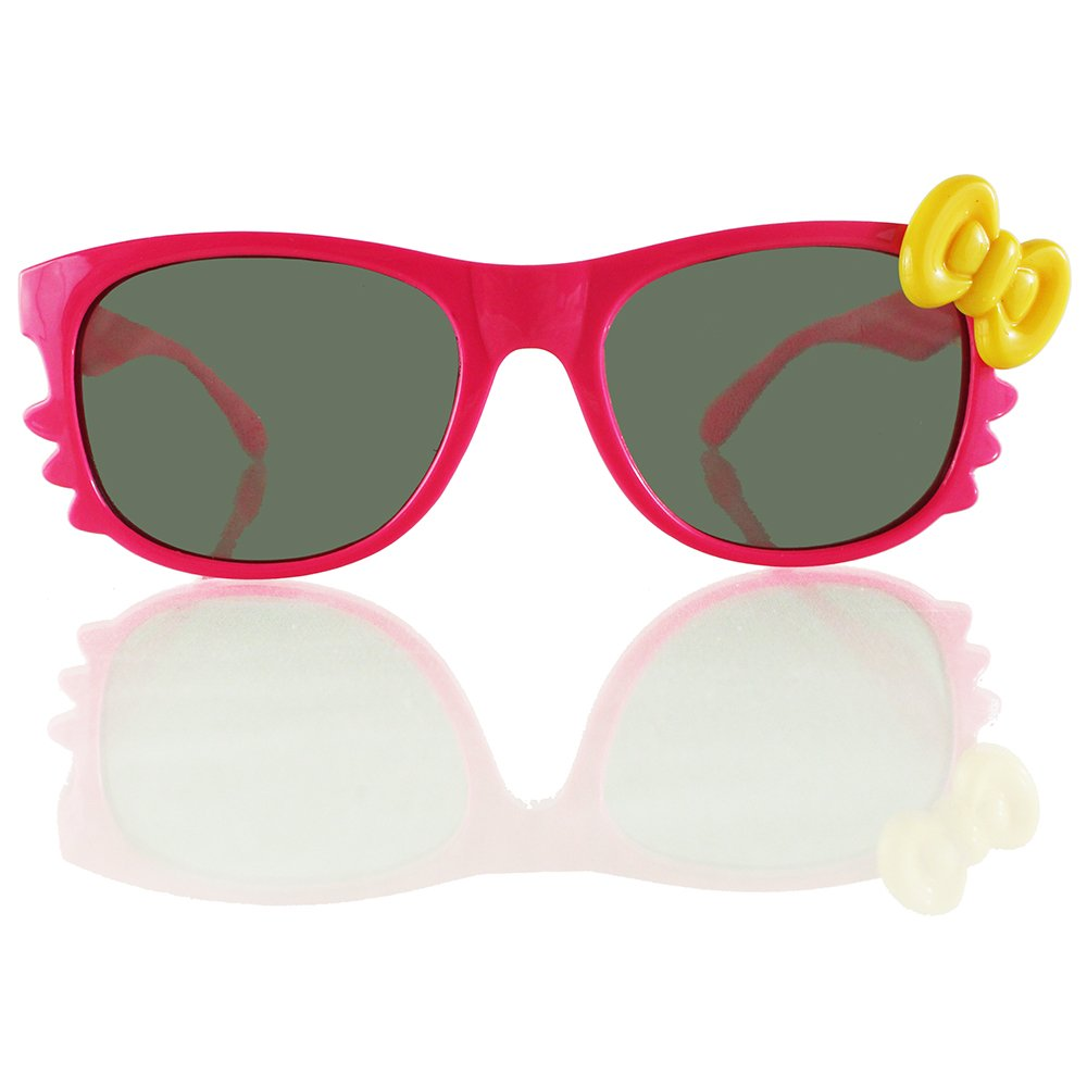 Pink Kitty Emerald Diffraction Glasses - Ultra Emerald Diffraction Glasses - Highest Quality Diffraction Effect!