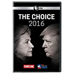 FRONTLINE: The Choice 2016 (On Demand) DVD