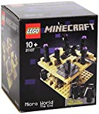 Lego Minecraft Microworld 21107 – The End / Das Ende [UK Import]