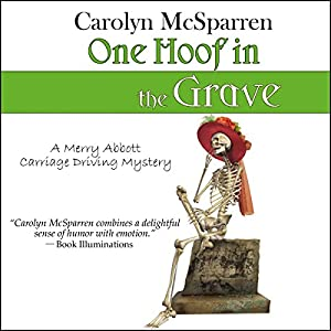 One Hoof in the Grave Audiobook
