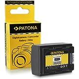 Batería IA-BP105R para Samsung HMX-F80 | HMX-F90 | HMX-F91 | HMX-F800 | HMX-F810 | HMX-F900 | HMX-F910 | HMX-F920 | HMX-H200 | HMX-H203 | HMX-H204 | HMX-H205 | HMX-H220 | HMX-H300 | HMX-H303 | HMX-H304 | HMX-H305 | HMX-H320 | HMX-H400 | HMX-H405 | SMX-F40 | SMX-F43 | SMX-F44 | SMX-F50 | SMX-F53 y mucho más...