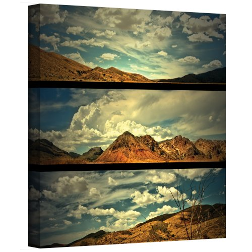 Art Wall Saving Skies Wrapped Canvas Art by Mark Ross, 36 by 48-Inch