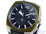 アルマーニ エクスチェンジ ARMANI EXCHANGE クロノグラフ メンズ 腕時計 男性用 時計 アルマーニエクスチェンジ 男性 ウォッチ ブランド アナログ おしゃれ [並行輸入品]