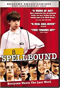 "Cover of ""Spellbound"""