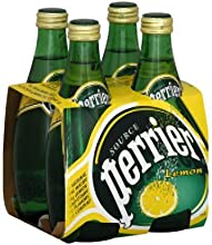 Perrier Sparkling Water Lemon 6411 Oz