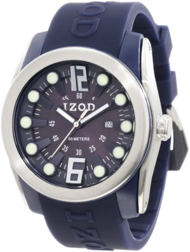 IZOD Men's IZS1/4 BLUE Sport Quartz 3 Hand Watch