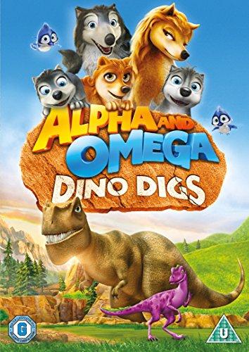 Alpha & Omega - Dino Digs [Edizione: Regno Unito]