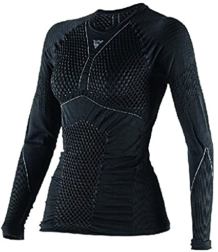Dainese 2915931_604_M Sous-Vêtements D-Core Thermo Tee LS Lady