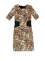 LOLA CASADEMUNT Vestido (Leopardo)