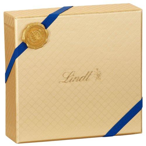 Lindt Chocolate Lindt Emblem Lindor Gift Box,