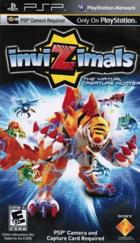 Invizimals (Game Only)