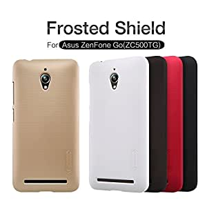 NILLKIN Frosted Shield Matte PC Hard Back Cover Case For ASUS ZenFone Go ZC500TG**