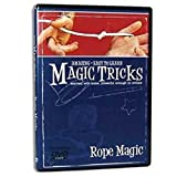 Amazing Easy to Learn Magic Tricks DVD: Rope Magic