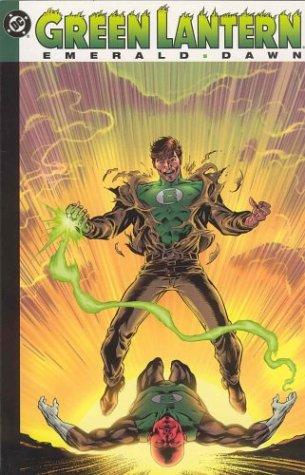 Green Lantern Emerald Dawn