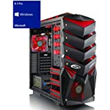 ONE Silent High-End Gaming-PC Haswell-Refresh Core i7-4790K, 4x 4.00 GHz (Quadcore) | Wasserkühlung | 16 GB DDR3-RAM | 2000 GB HDD | Mainboard ASRock Z97 Pro3 | Cardreader | BLU-RAY Player | 4096 MB NVIDIA GeForce GTX 970, DVI, miniHDMI, miniDP | GigaBit-LAN, HDMI, DVI | USB 3.0 | Windows 8.1 Pro 64-Bit