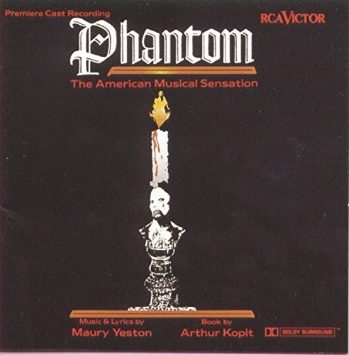 Phantom: The American Musical Sensation (1992 Studio Cast) by Various Artists (1993-05-03)