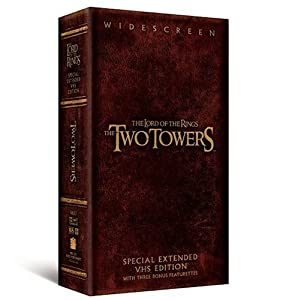 The Lord of the Rings: The Two Towers (Widescreen Extended Edition) [Import]