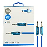 Aux Cable For IPhone, IPad, IPod, Samsung, Nokia, HTC , Mp3 Players ,Speakers And More
