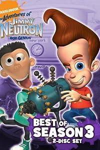 Jimmy Neutron- The Best of Season 3 (2 Disc Set)