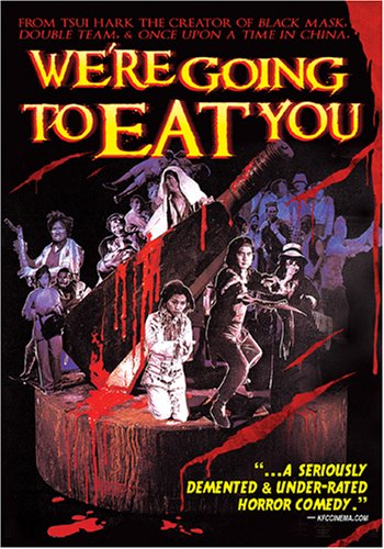 We're Going to Eat You [DVD] [1980] [Region 1] [US Import] [NTSC]