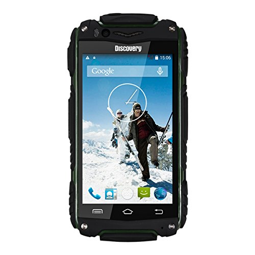 Futuretechreg Discovery V8 Dustproof Shakeproof Smartphone Rugged Photo