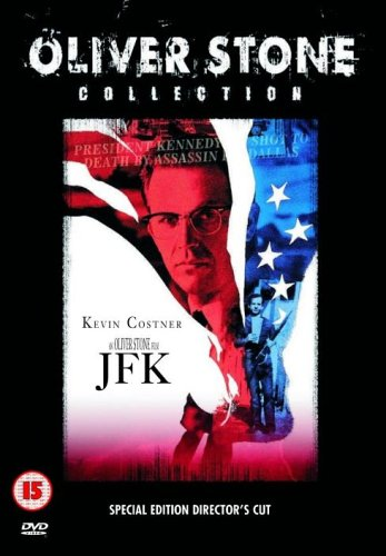 JFK - Special Edition Directors Cut (2 Disc Edition) [1991] [DVD]