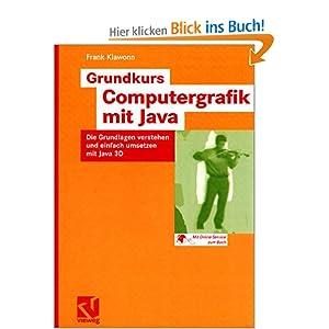 eBook Cover für  Grundkurs Computergrafik mit Java Die Grundlagen verstehen und einfach umsetzen mit Java 3D