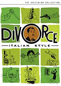 Divorce Italian Style (Criterion Collection)
