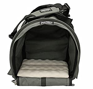 Sturdi Products SturdiBag Double Sided Divided Pet Carrier, X-Large, Smoke